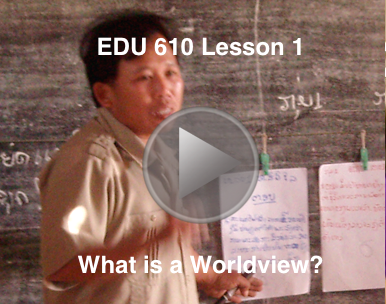 Indonesian teacher